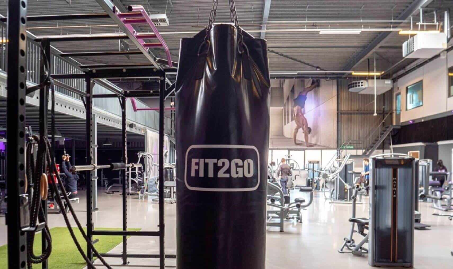 fitnesscentrum fit to go